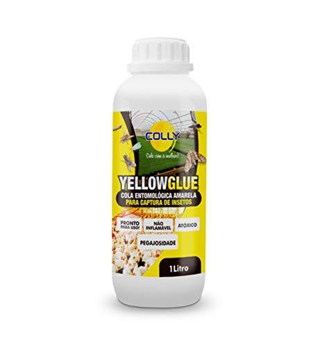 Cola Entomológica YellowGlue para captura de insetos 1L