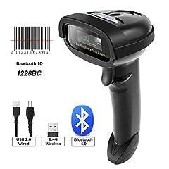 nt-1228bc Bluetooth CCD Handheld USB