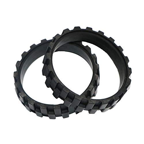 Aspirador Repuestos Neumáticos de las ruedas Compatible con Irobot Roomba 620,880,680,980,780, I7, E5,976,698,676,500,510 Robot Aspirumeer Series Reemplazo compatible con piezas IROBOT Accesorios Aspi