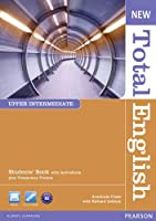 New Total English Upper-Intermediate Student Book with ActiveBook CD-ROM
