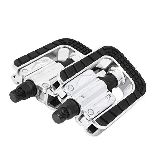Xinwoer Pedal Plegable para Bicicleta, Fuerte aleación de Aluminio Antideslizante k1155 con...