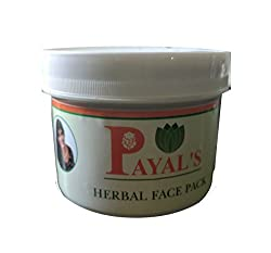 Payal's Herbal Face pack made of natural ingredients is all you need to achieve that radiant skin for the upcoming wedding and festive season. Payal's Herbal Face Pack is made up of Multani mitti, Tulsi, Neem, Rice, Masoor Daal, Chiraunji, and badam, it is safe for all skin types.Click to read a curated list of 8 Ayurvedic beauty brands you should know for natural and loving touch with Ayurvedic care #ayurvedicaskincare #ayurvedicaskincarefaces ##ayurvedicaskincareproducts #antiagingskincareproducts