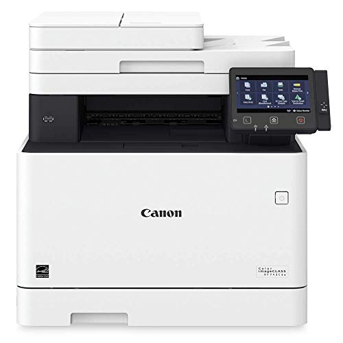 Canon Color imageCLASS MF743Cdw - All in One, Wireless, Mobile Ready, Duplex Laser Printer (Comes...