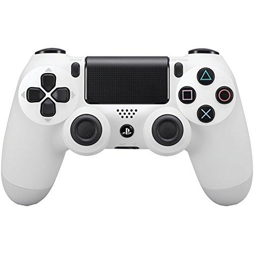 Sony 9453116 - Controller Dualshock 4 wireless, compatibile con PS4, colore: bianco