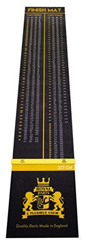 Royal Darts Finish Dartteppich (300 x 60cm mit Oche)