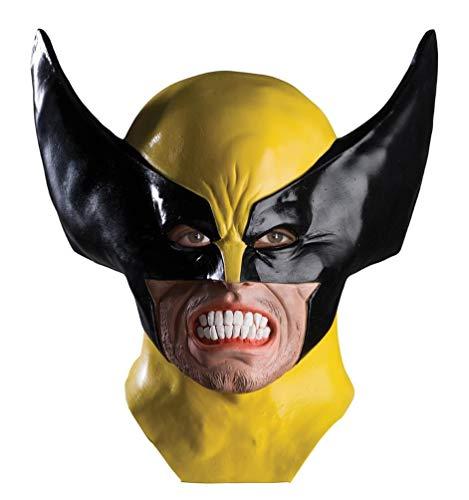 Rubies Máscara de látex Wolverine X-Men Adulto