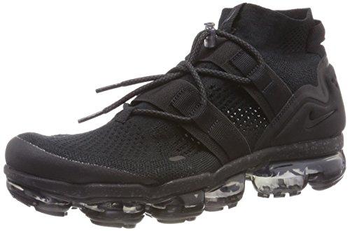 Nike Air Vapormax FK Utility, Scarpe da Ginnastica Uomo, Nero (Black/Black/Black 001), 47.5 EU