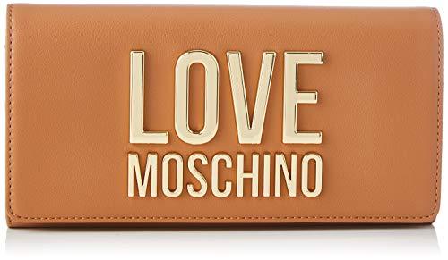 Love Moschino Precollezione SS21 | Portafoglio da Donna, Cammello, Normal