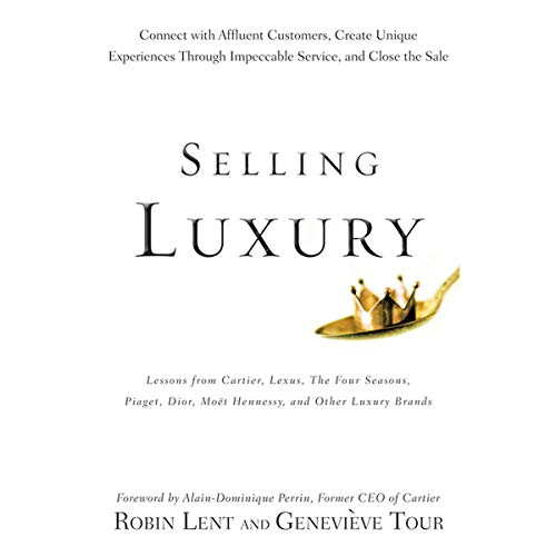 Selling Luxury  By  cover art