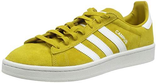 adidas Campus, Zapatillas de Gimnasia Hombre, Amarillo (Yellow Cm8444), 43 1/3 EU