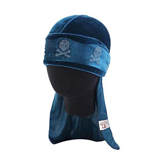 Amorar Bonnet Bandana Foulard d'équitation Echarpe Perte De Cheveux Headscarf Casquette de Golf Moto Chapeaux de Tennis Turban Hijab Couvre-Chef Couverture Chapeaux Headwear Longue Queue Headwrap