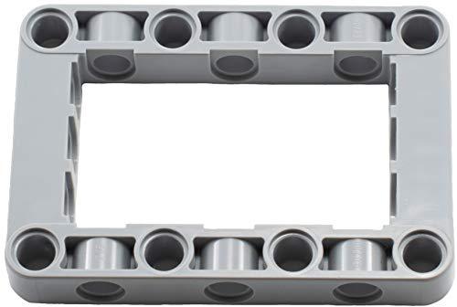 LEGO Technic NEW 4 pcs CHASSIS FRAME LIFTARM Beam Studless 5x7 Part Piece 64179 Mindstorms Rectangle robot ev3 robotics structure element