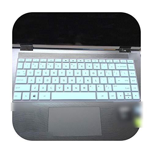 Distinct/® 3pcs Universal port/átil PC Notebook Silicona Claro Protector de Teclado Cubierta de la Piel 14 Pulgadas