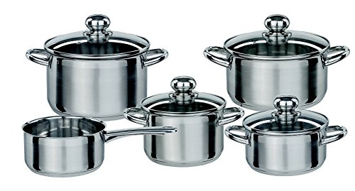 GSW Silver Star-Kits de casseroles