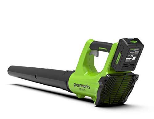 Greenworks 24V Akku-Axial-Laubbläser (ohne Akku und Ladegerät) - 2402207