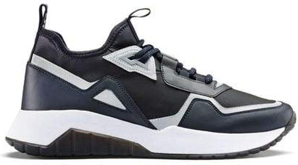 Hugo boss , sneakers per uomo in ecopelle 50418111