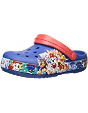 Crocs Fun Lab Paw Patrol Band Clog, Sabots Mixte Enfant, Bleu (Blue Jean) 33/34 EU