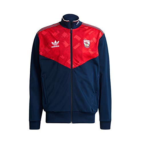 adidas Arsenal FC 90-92, Chaqueta, Dark Marine, Talla M