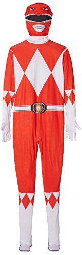 Déguisement Second Skin Power Ranger - Taille Extra Large