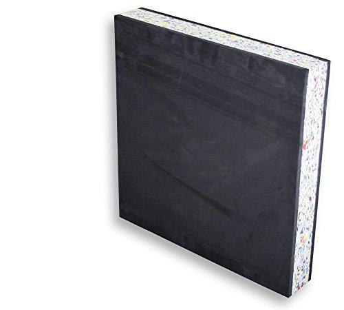 Stronghold Schaumscheibe Black Medium bis 40lbs (60x60x10 cm)/ Zielscheibe Bogenschießen