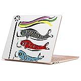 Surface Laptop Go 専用 スキンシール サーフェス ラップトップ ゴー ステッカー カバー ケース フィルム アクセサリー 保護 013177 こいのぼり こどもの日 節句