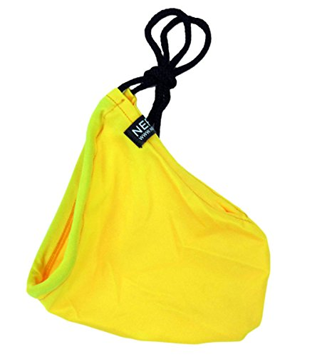 Men's Tanning Pouch Sun Protection, Tanning Cover for Men (One-Size, Yellow)