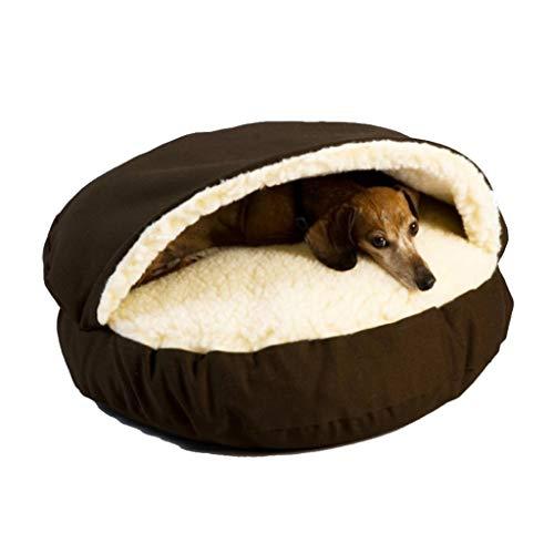 Cama for perros , Cueva Invierno cálido Saco de dormir grande Suministros...