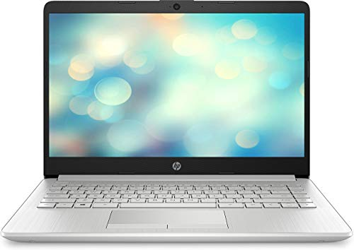 HP Laptop 14', Ryzen 3 3200U Up to 3.5 GHz, AMD Radeon Vega 3 Graphics, 4GB SDRAM,128GB SSD, WiFi, Webcam, Bluetooth, Win10 S (Renewed)