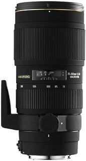 Sigma 70 200mm F2,8 EX DG Makro HSM II Objektiv (77mm Filtergewinde) für Canon