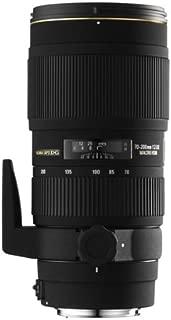 Sigma 70-200mm f/2.8 EX DG HSM II Macro Zoom Lens for Canon Digital SLR Cameras