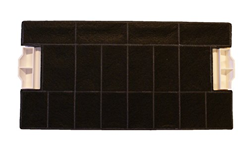 2er Set LZ45501 passend für Siemes Aktivkohlefilter LZ 45501 für LI46630, LI48932 … passend für Bosch Siemens 4505 DHZ, 280001 KF, 280002 KF, 45500 LZ, 769 3 BT