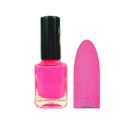 xxl-cosmetic Sand Nagellack Matt Zucker Effekt Lack Pink SNL-6