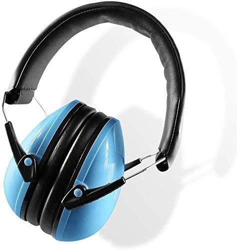 Gehoorbescherming Gehoorbescherming Earmuffs Noise Reduction - Verstelbare Earmuffs to Protect hoofdtelefoon, geschikt for kinderen, kinderen, Sleep and Learning Protection oorbeschermers, 27dB