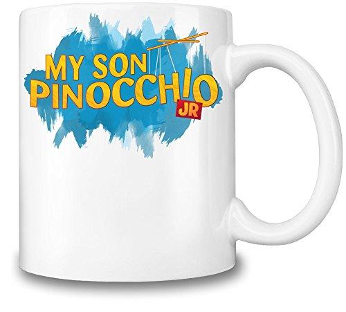 My Son Pinocchio Becher-Schale