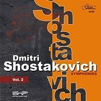Shostakovich: Symphonies, Vol. 2 - Symphony No. 8 by Emil Tabakov