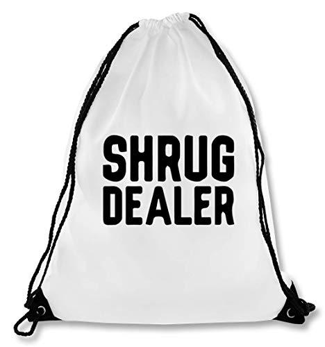 Shrug Dealer Funny Kordelzug