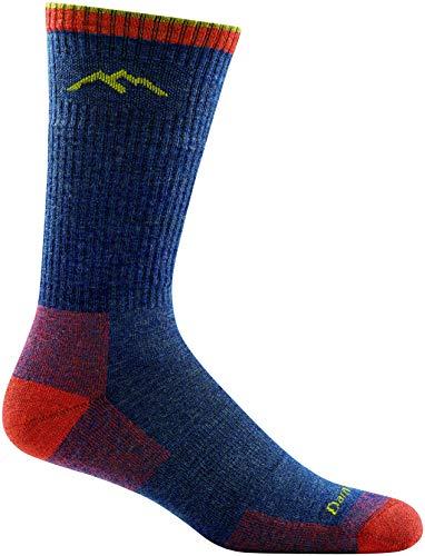 Darn Tough Mens Hiker Boot Cushion Sock L Denim