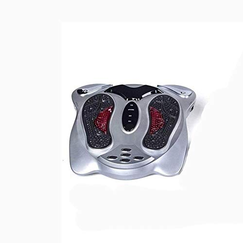 CXN Salud Masajeador de Pies Amasamiento con Presión de los Dedos,Masaje Shiatsu con Control Remoto y Pantalla LCD Masaje