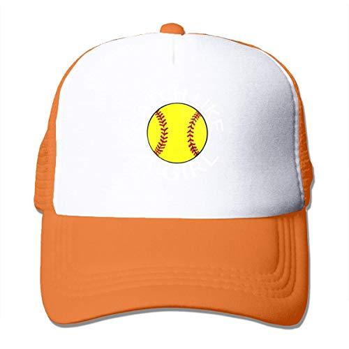 LLeaf Berretto da Baseball Classico, Berretti da Baseball Sportivi a Rete Cattura Come Cappelli da Sole Regolabili per Camionisti da Baseball
