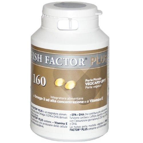 Fish Factor plus Omega 3 160 perle piccole