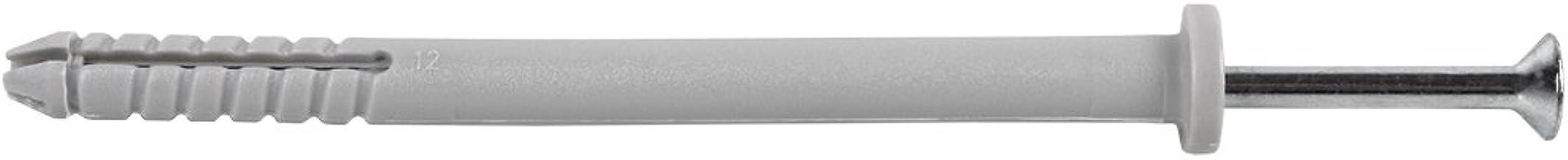 COFAN 07710680 – pak van 100 pluggen slag halsroos plat 6 x 80 mm)