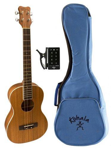 Kohala by Lanikai kanikapila kp-b–Ukelele barítono con acolchada y el sintonizador