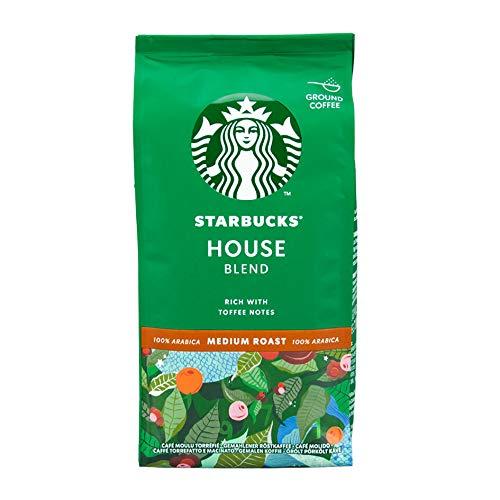 Starbucks House Blend - Kaffee, 200g gemahlen