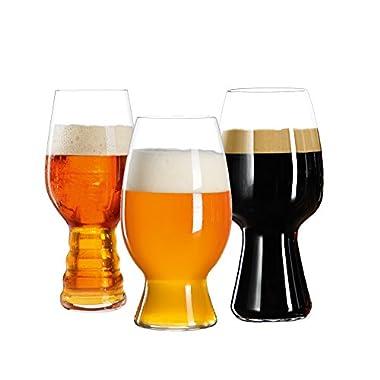 Spiegelau Craft Beer Tasting Kit (set of 3)