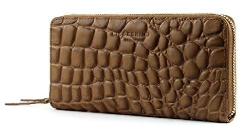 Liebeskind GigiW7 Croco Geldbörse Leder 19 cm