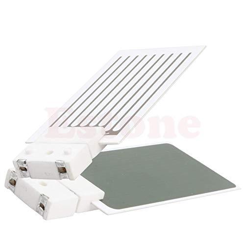 BIlinli Placa de ozono Hoja de ozono Placa de cerámica con Base de cerámica para generador de ozono 3.5G / HR 112 x 50 mm