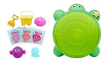 Lilly Tikes 2-in-1 Turtle Sandbox & Pool