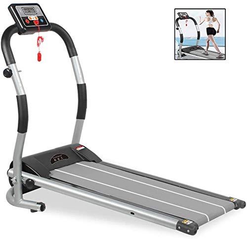 QIYUE Huishoudelijke elektrisch inklapbare Mute mannen en vrouwen gratis installatie Kleine Mini Fitness Equipment Walking Machine Weight Loss Artifact Mechanical