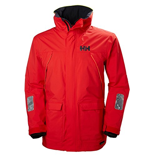 Helly Hansen Herren Pier Jacke, Rot (Red), X-Large