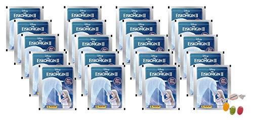 Panini Disney Princess sticker /& cards 1 X Display 36 sticker bolsas princesa